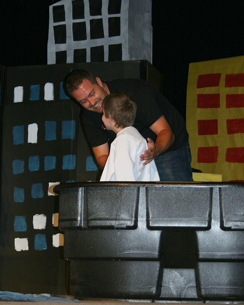 Lil' Mark's Baptism Pic2