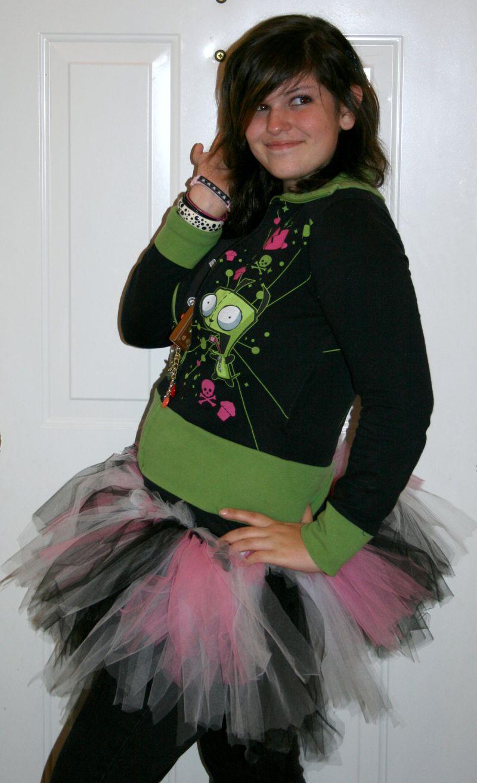 Stacey's tutu